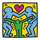 KH11 Plakater af Keith Haring