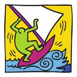 KH12 Kunst av Keith Haring