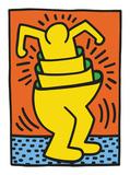 KH06 Plakater af Keith Haring