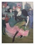 Marcelle Lender Dancing Bolero Láminas por Henri de Toulouse-Lautrec