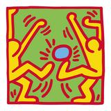 KH14 Posters av Keith Haring