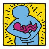 KH10 Láminas por Keith Haring