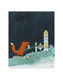 Mr. Fox is Inspired Plakater af Kristiana Pärn