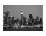 New Yorks skyline Kunst af Christopher Bliss
