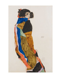 Moa Posters by Egon Schiele
