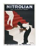 Nitrolian Arte por  Vintage Posters