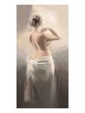 Babette Premium Giclee Print by Talantbek Chekirov