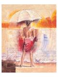 Beach of my Dreams Prints by Talantbek Chekirov