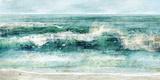 Breaking Waves Giclee Print by Paul Duncan