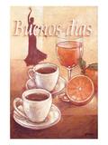 Buenos Dias Plakater af Bjoern Baar