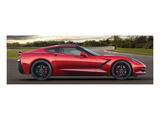 Chevrolet-Corvette Stingray Planscher