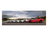 Gm Corvette Evolution Pósters