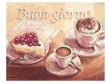 Buon Giorno Affiche par Bjoern Baar