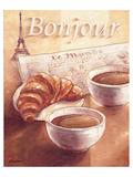 Bonjour Prints by Bjoern Baar
