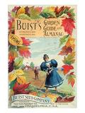 Buist's Philadelphia Almanac Poster