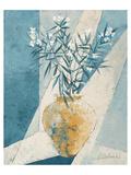 Flowering Branches in a Vase Poster par Karsten Kirchner