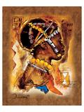 Roi du désert Affiches par  Joadoor