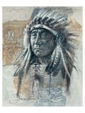 Red Cloud Posters by  Joadoor