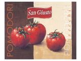 Pomodori San Giusto Affiches par Bjoern Baar