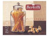 Pasta italiana Affiches par Bjoern Baar
