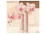 Orchids in Love 1 Posters af Karsten Kirchner