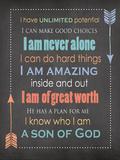 Son of God Posters af Jo Moulton