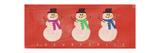 Snowbuddies Posters par Linda Woods