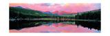 Rocky Mountain Reflections Poster di Gary Crandall