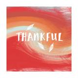 Thankful Kunstdrucke von Linda Woods