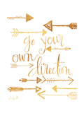 Direction Premium Giclee Print by Katie Doucette
