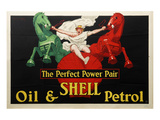 Shell the Perfect Power Pair Prints