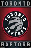 Toronto Raptors- Team Logo 2015 Pôsters
