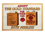 Shell-Adopt the Gold Standard Print