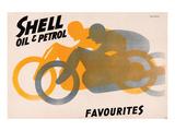 Shell Oil & Petrol Favourites Prints