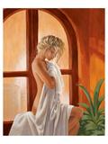 Tenderness Premium Giclee Print by Renate Holzner