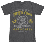 Gas Monkey- Tater Chip T-Shirt