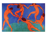 The Dance Posters by Henri Matisse