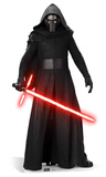 Star Wars Episode VII: The Force Awakens - Kylo Ren Silhouettes découpées en carton
