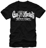 Gas Monkey- Blood Sweat N Beers T-shirts