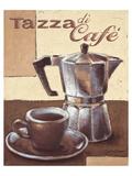 Tazza di Cafe Affiche par Bjoern Baar