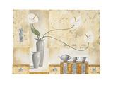 White Dream Prints by Renate Holzner