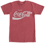 Coca-Cola- Eighties Coke T-skjorter