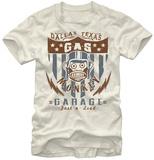 Gas Monkey- American Garage T-shirts