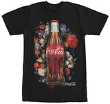 Coca-Cola- Bottled Film Magliette