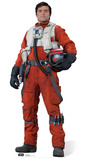 Star Wars Episode VII: The Force Awakens - Poe Dameron Pappfigurer