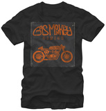 Gas Monkey- Cafe-Garage T-Shirt