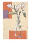 White Blossom I Affiches par Bjoern Baar