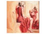the Mirror Prints by Talantbek Chekirov