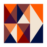 Crystal 1 Giclee Print by Greg Mably