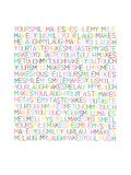 Five Senses Giclée-Druck von  Tate Sisters
